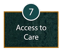 Domain 7: Access to Care
